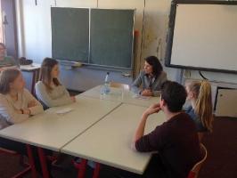 Besuch von Frau Staatssekretärin Rita Schwarzelühr-Sutter _4