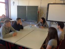 Besuch von Frau Staatssekretärin Rita Schwarzelühr-Sutter _5