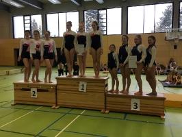 Jugend trainiert für Olympia - Turnen