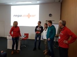 Besichtigung bei der REGA_8