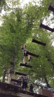 Ausflug in den Adventure Park Rheinfall in Neuhausen /CH