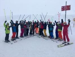 SMV Skiausfahrt 2018/19