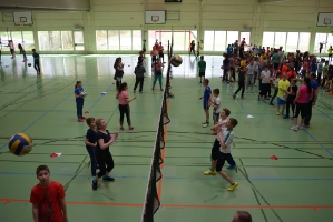 Volleyball-Turnier