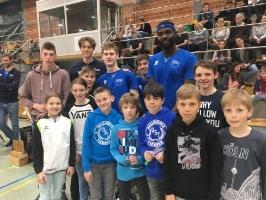 Volleyball AG besucht FT Freiburg